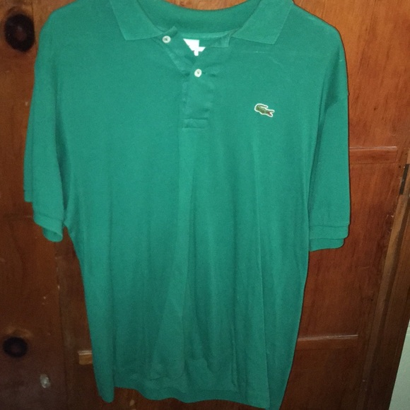 Lacoste Other - Green Lacoste polo